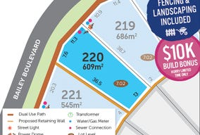 Lot 220, Bailey Boulevard, Dawesville, WA 6211