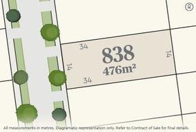 Lot 838, Ruthven Way, Mambourin, Vic 3024