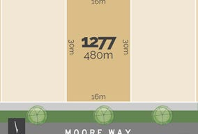 Lot 1277, Moore Way, Lucas, Vic 3350