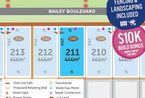 Lot 211, Bailey Boulevard, Dawesville, WA 6211