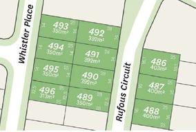 Lot 486 Rufous Circuit, Pallara, Qld 4110