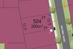 Lot 504, Sulong Road, Brabham, WA 6055