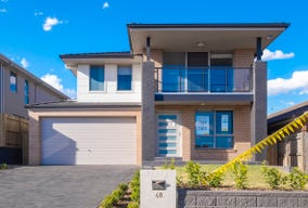Lot 1109 Fairfax Street, The Ponds, NSW 2769