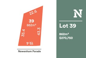 Lot 39, Newenham Parade, Mount Barker, SA 5251