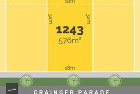 Lot 1243, Grainger Parade, Lucas, Vic 3350