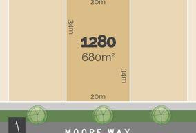 Lot 1280, Moore Way, Lucas, Vic 3350