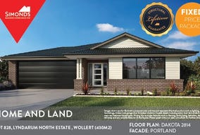 Lot 828 Scoria Drive, Wollert, Vic 3750