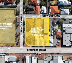 867, 871, 875 and 877 Beaufort Street, Inglewood, WA 6052