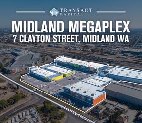 Midland Megaplex, 7 Clayton Street, Midland, WA 6056
