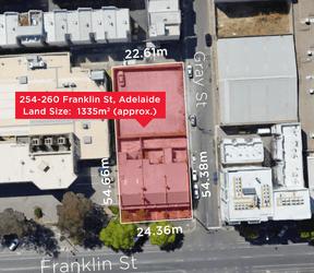 254-260 Franklin Street, Adelaide, SA 5000