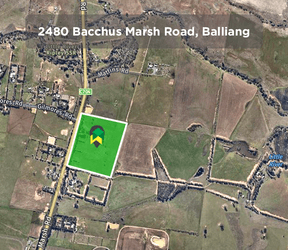 2480 Bacchus Marsh Road, Balliang, Vic 3340