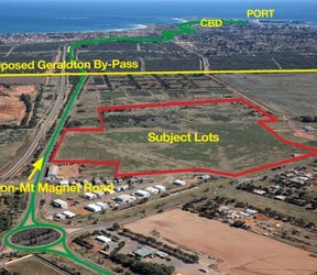 Lot, 100 50 & 20 Narngulu Industrial Estate, Geraldton, WA 6530