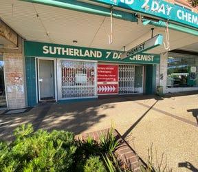 Ground Floor Shop, 738 Old Princes Highway, Sutherland, NSW 2232