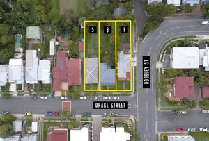 1, 3 & 5 Drake Street, West End, Qld 4101