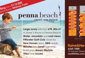 Lots 10-22, 260 Penna Road, Midway Point, Tas 7171