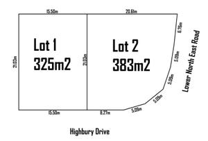 Lots 1 & 2 Highbury Drive, Highbury, SA 5089
