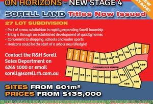 Lot 128 'On Horizons', Cornelius Drive, Sorell, Tas 7172