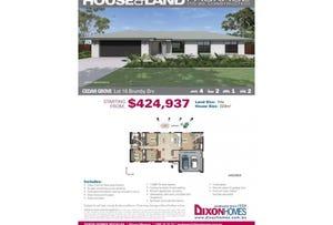 Lot 16 Edenvale Estate, Irwin Road, Cedar Grove, Qld 4285