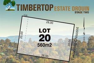 Lot 20 Timbertop Crescent, Drouin, Vic 3818