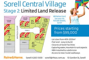 Lot 37B Bluebell Close (Off Whitelea Court), Sorell, Tas 7172