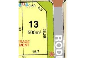 Lot 13/30 Cnr Osmetti Drive & Rodda Street, Somerville, WA 6430