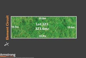 Lot 323, 11 Element Circuit, Armstrong Creek, Vic 3217