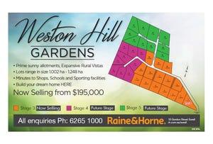Lot 8 Weston Hill Gardens (off Weston Hill Road), Sorell, Tas 7172