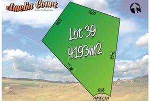 Lot 39 Amelia Cuurt, Drouin, Vic 3818