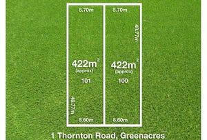 1 Thornton Road, Greenacres, SA 5086