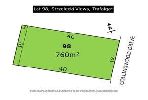 Lot 98 Collingwood Drive, Trafalgar, Vic 3824