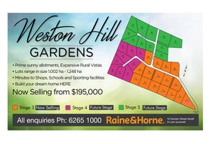 Lot 3 Weston Hill Gardens (off Weston Hill Road), Sorell, Tas 7172