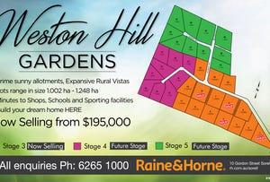 Lot 7 Weston Hill Gardens (off Weston Hill Road), Sorell, Tas 7172
