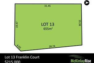 Lot 13 Stuart Street, Hewett, SA 5118