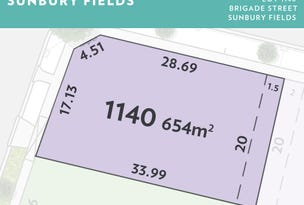 Lot 1140, Brigade Street, Sunbury, Vic 3429