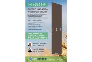 Lot 16 Hayman Road, Lewiston, SA 5501