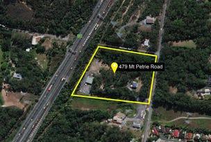 479 Mount Petrie Road, MacKenzie, Qld 4156