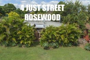 4 Just Street, Rosewood, Qld 4340