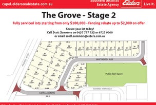 Lot 14 Whitworth Way, Capel, WA 6271