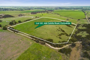 Lot 151, 446 Cahills Road, Corindhap, Vic 3352