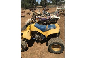 """"""" Rocky """" Clearing Sale, Cunnamulla, Qld 4490"""