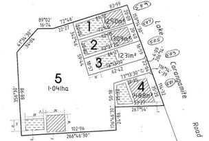 Lot 2, 4 and 5, 585 Corangamite Lake Road, Cororooke, Vic 3254