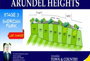 Lot 305 Arundel Drive, Armidale, NSW 2350