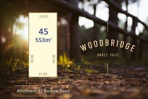 Lot 45 Bastow Road, Angle Vale, SA 5117