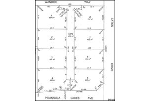 Proposed Lots 1- 8 Wandoo Way, Eaton, WA 6232