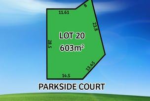 Lot 20 Parkside Court, Strathalbyn, SA 5255