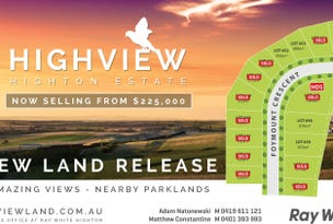 Stage 46 Highview Estate, Highton, Vic 3216