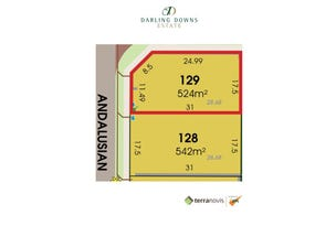 Lot 129 Andalusian Avenue, Darling Downs, WA 6122