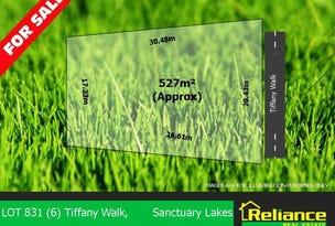 LOT 831 (6) Tiffany Walk, Sanctuary Lakes, Vic 3030