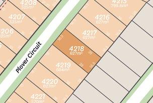 Lot 4218 Plover Circuit, Aberglasslyn, NSW 2320