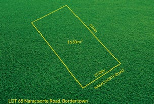Lot 65 Naracoorte Road, Bordertown, SA 5268